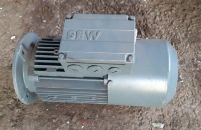 Motor electric trifazat DFT80N4/BM6/TF | 0.75 kW |1380/1680 rpm