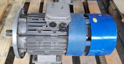 Motor electric trifazat F132SB4 | 5,5/6,6 kW |1440/1730 rpm