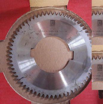 Panza circulara 190x2,4x80+2KW Z=64 HM