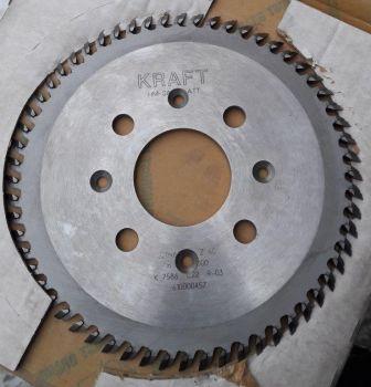 Panza circulara HM-SAGEBLATT 220x6/5x60 Z=60 HM (ML/TK = 4/6,5/100)