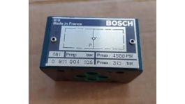 blocare BOSH Pmax 4500 PSI Pmax 315 bar BOSH