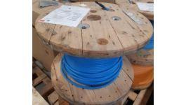 Cablu 1x2x0,88 300/500V Albastru - 130 metrii
