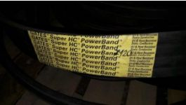 Curea trapezoidala cu zimti 15J 7100 46PP Gates Super HC Power Band