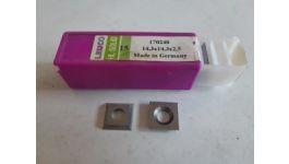 Cutit amovibil 14,3x14,3x2,5 HL SLID 15