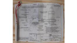 Incalzitor TCO - Kit termistor 108519