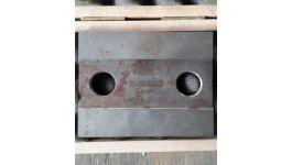Sablon metalic, parchet dublu stratificat - Feder Langs 10mm 184063243